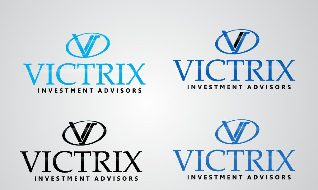 Logo Design by Tenstar Design - Entry No. 114 in the Logo Design Contest Inspiring Logo Design for Victrix Investment Advisors.