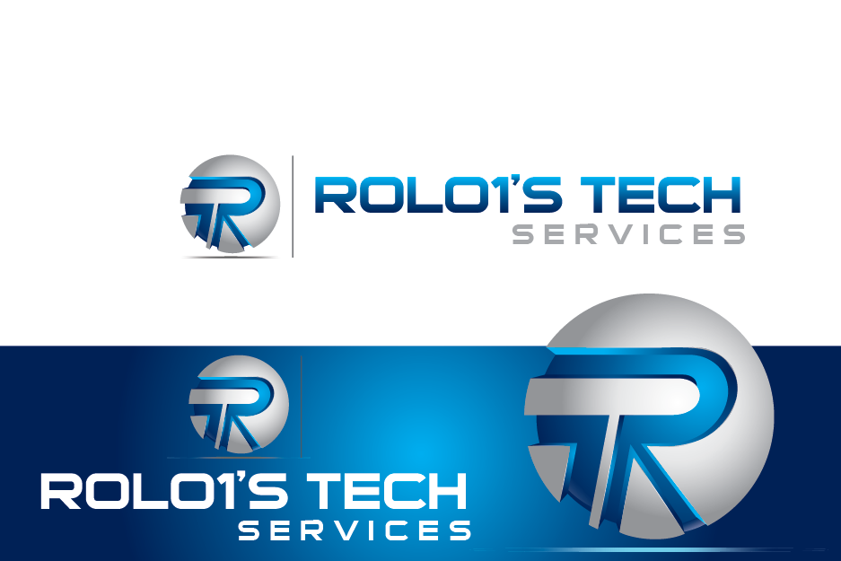 Logo Design by Private User - Entry No. 8 in the Logo Design Contest Inspiring Logo Design for Rolo1's Technical Services.
