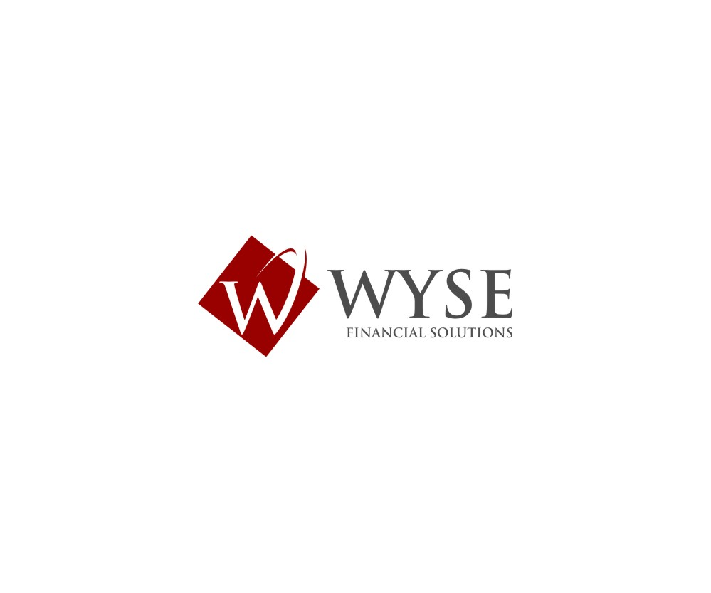 Logo Design by untung - Entry No. 5 in the Logo Design Contest Fun Logo Design for Wyse Financial Solutions.
