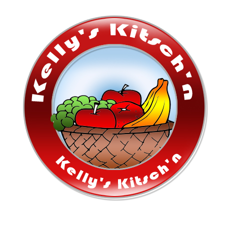 Logo Design by Crystal Desizns - Entry No. 101 in the Logo Design Contest Unique Logo Design Wanted for Kelly's Kitsch'n.