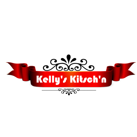 Logo Design by Crystal Desizns - Entry No. 102 in the Logo Design Contest Unique Logo Design Wanted for Kelly's Kitsch'n.