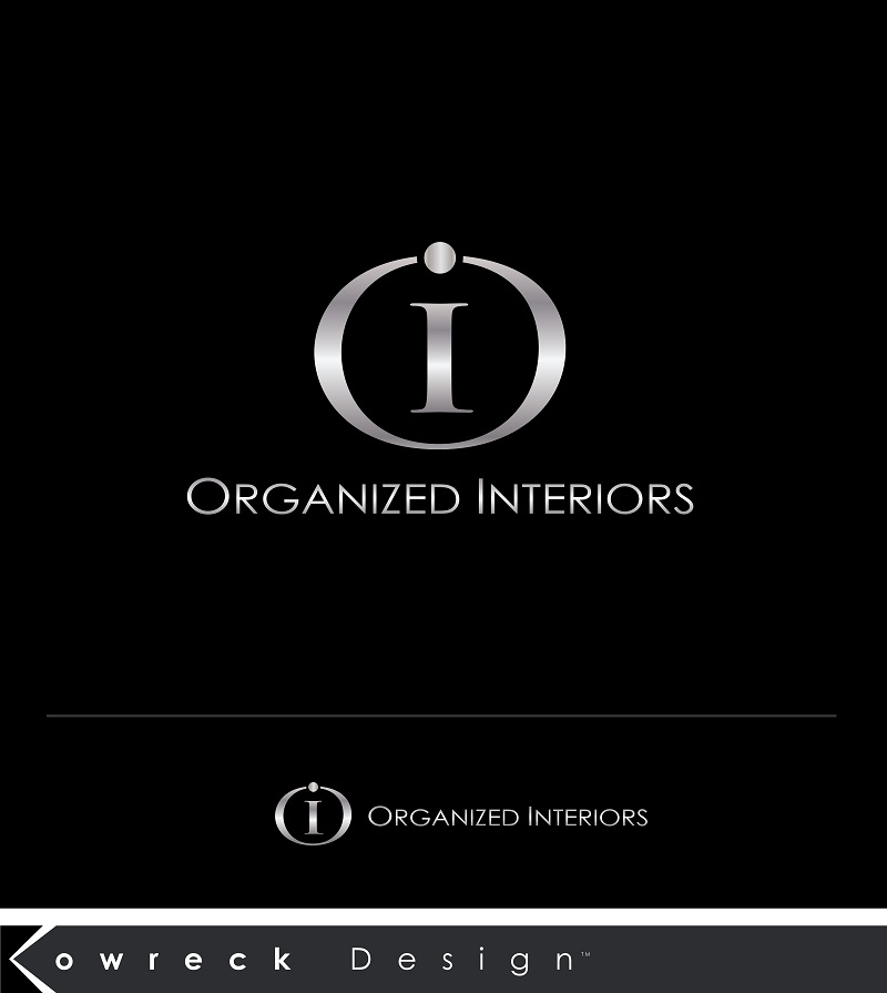 Logo Design by kowreck - Entry No. 112 in the Logo Design Contest Imaginative Logo Design for Organized Interiors.