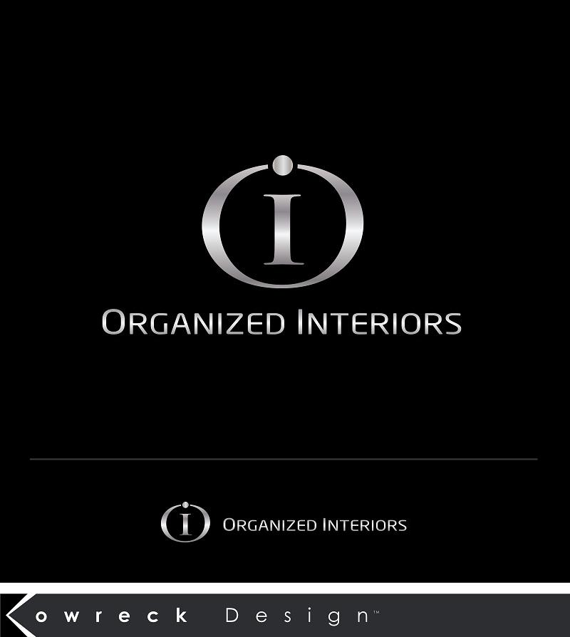 Logo Design by kowreck - Entry No. 113 in the Logo Design Contest Imaginative Logo Design for Organized Interiors.