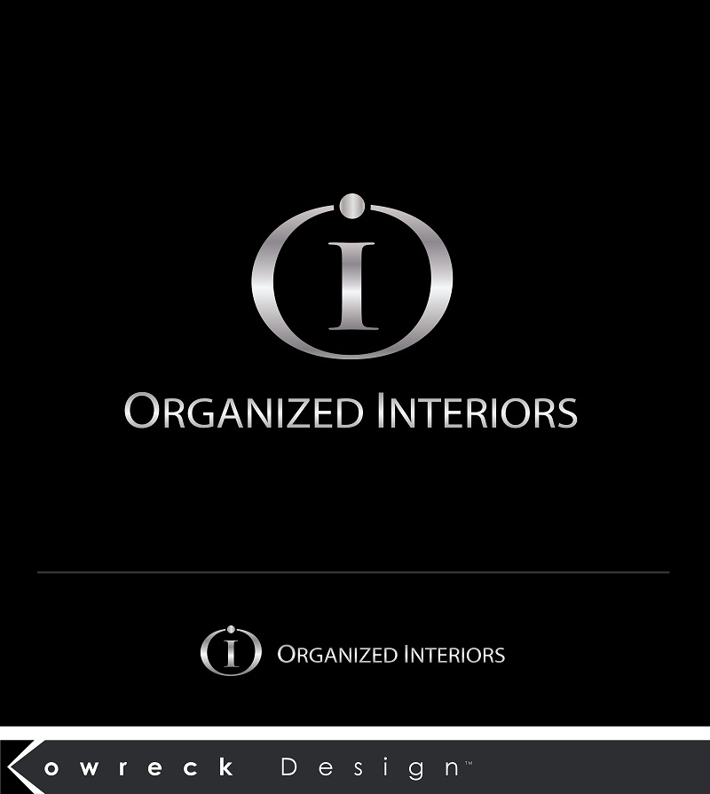 Logo Design by kowreck - Entry No. 114 in the Logo Design Contest Imaginative Logo Design for Organized Interiors.