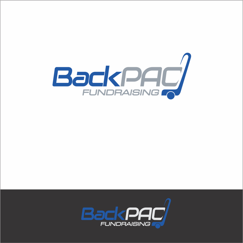 Logo Design by DENOK - Entry No. 10 in the Logo Design Contest Imaginative Logo Design for BackPAC Fundraising.