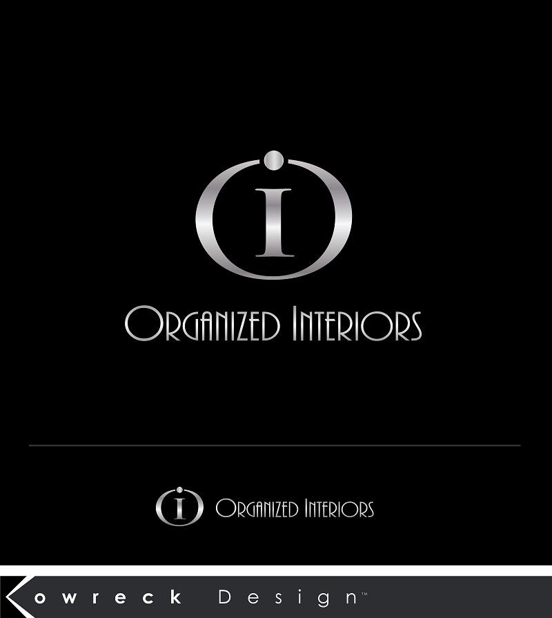 Logo Design by kowreck - Entry No. 115 in the Logo Design Contest Imaginative Logo Design for Organized Interiors.