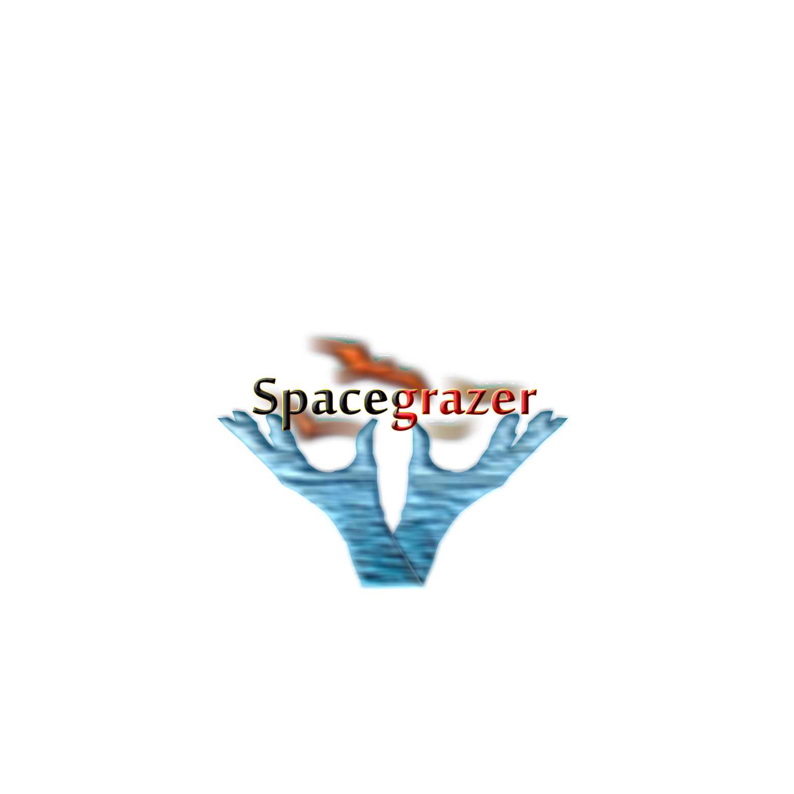 Logo Design by Steven Fitzpatrick - Entry No. 139 in the Logo Design Contest Fun Logo Design for Spacegrazer.