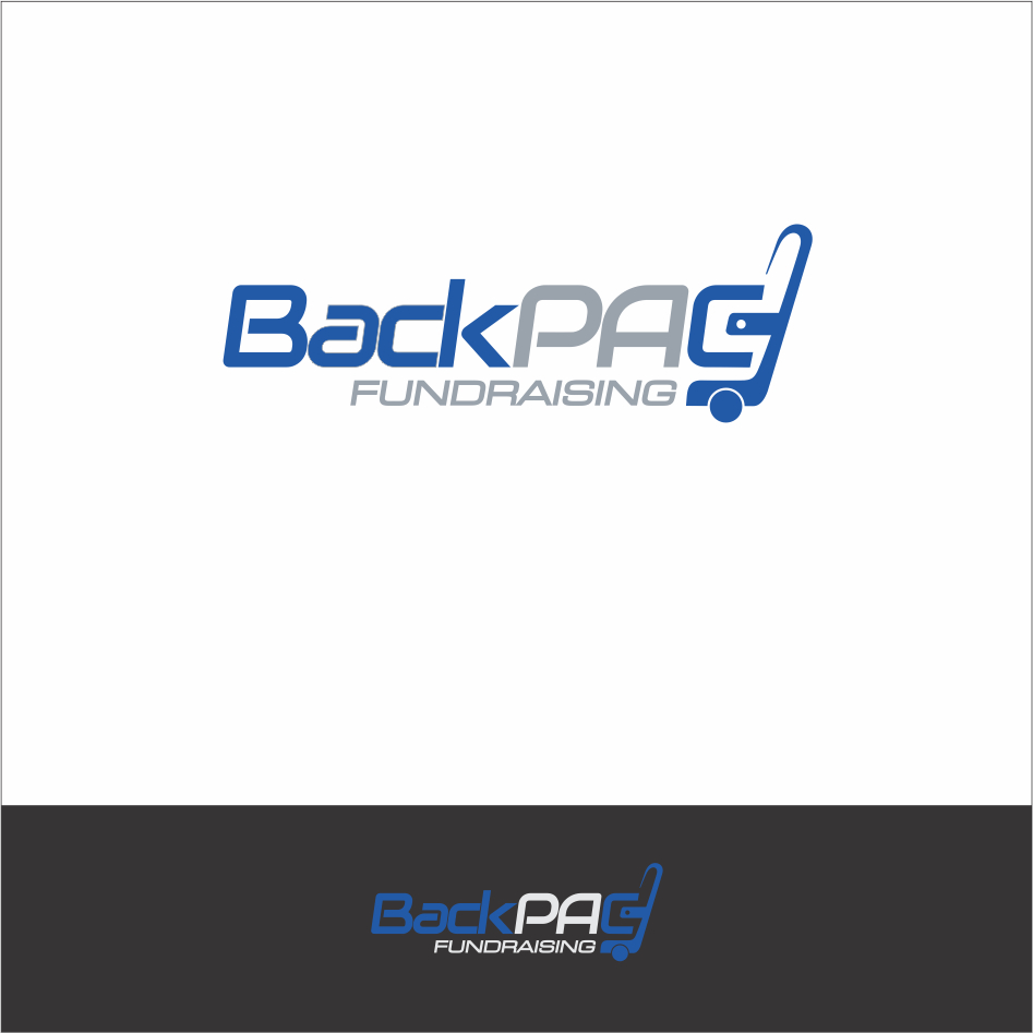 Logo Design by DENOK - Entry No. 11 in the Logo Design Contest Imaginative Logo Design for BackPAC Fundraising.