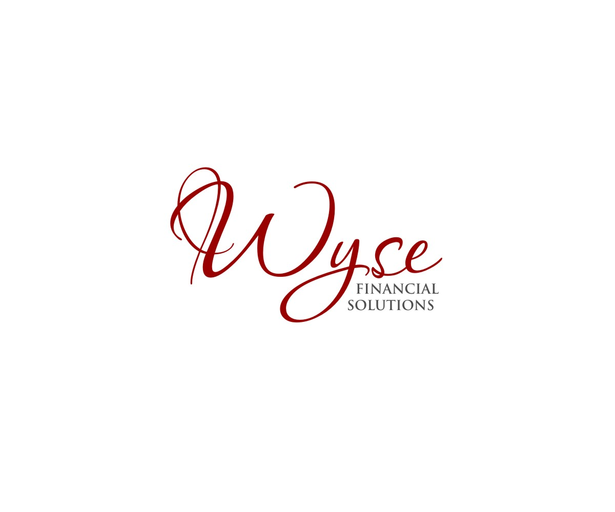 Logo Design by untung - Entry No. 9 in the Logo Design Contest Fun Logo Design for Wyse Financial Solutions.