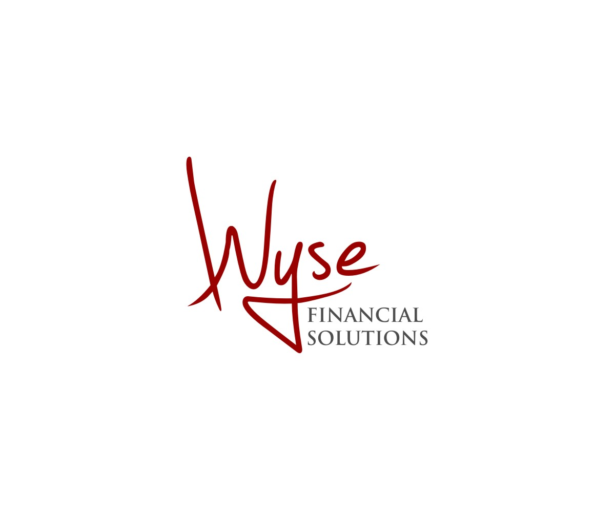 Logo Design by untung - Entry No. 10 in the Logo Design Contest Fun Logo Design for Wyse Financial Solutions.