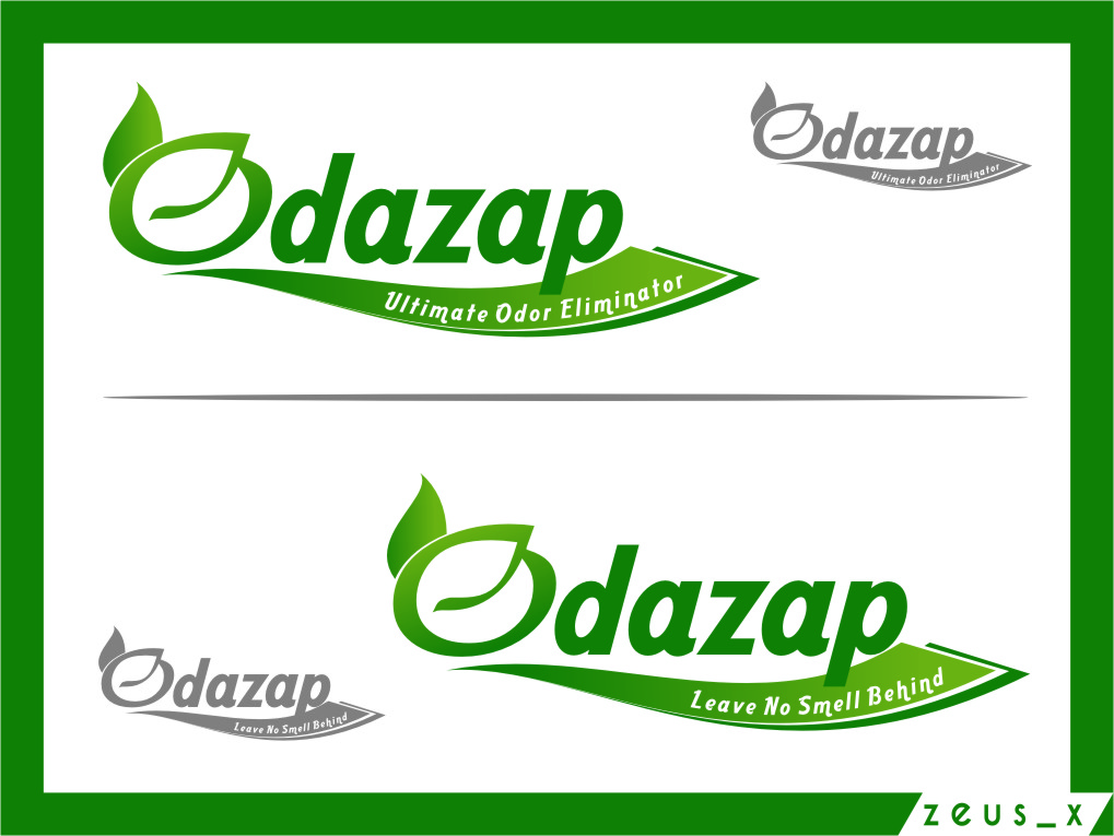 Logo Design by RasYa Muhammad Athaya - Entry No. 57 in the Logo Design Contest New Logo Design for ODAZAP.