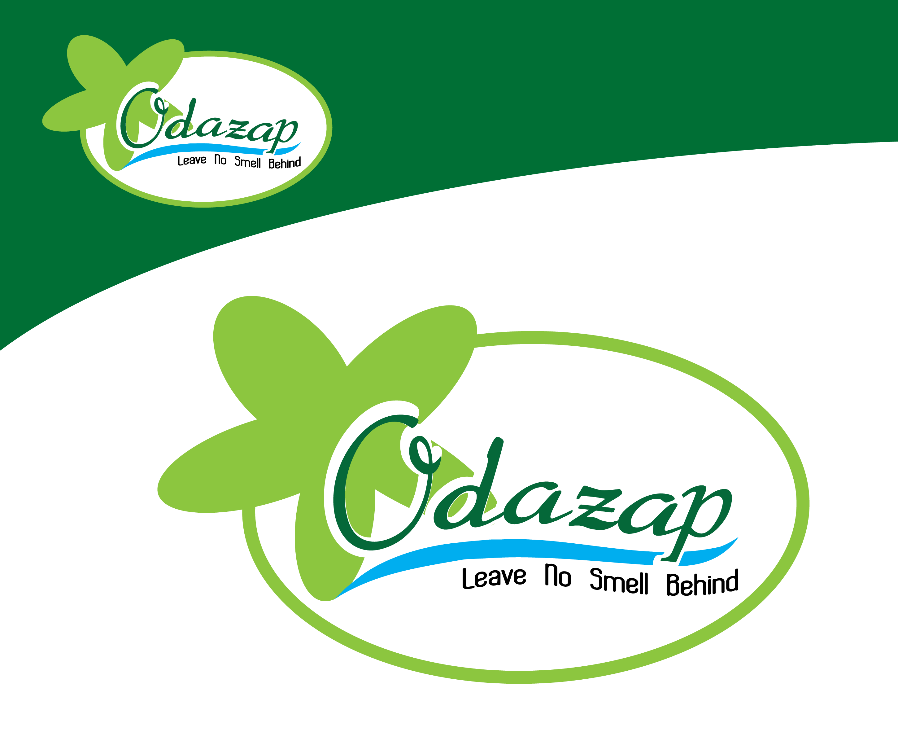 Logo Design by 354studio - Entry No. 58 in the Logo Design Contest New Logo Design for ODAZAP.