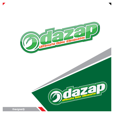 Logo Design by lagalag - Entry No. 60 in the Logo Design Contest New Logo Design for ODAZAP.
