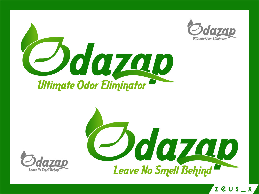 Logo Design by Ngepet_art - Entry No. 61 in the Logo Design Contest New Logo Design for ODAZAP.