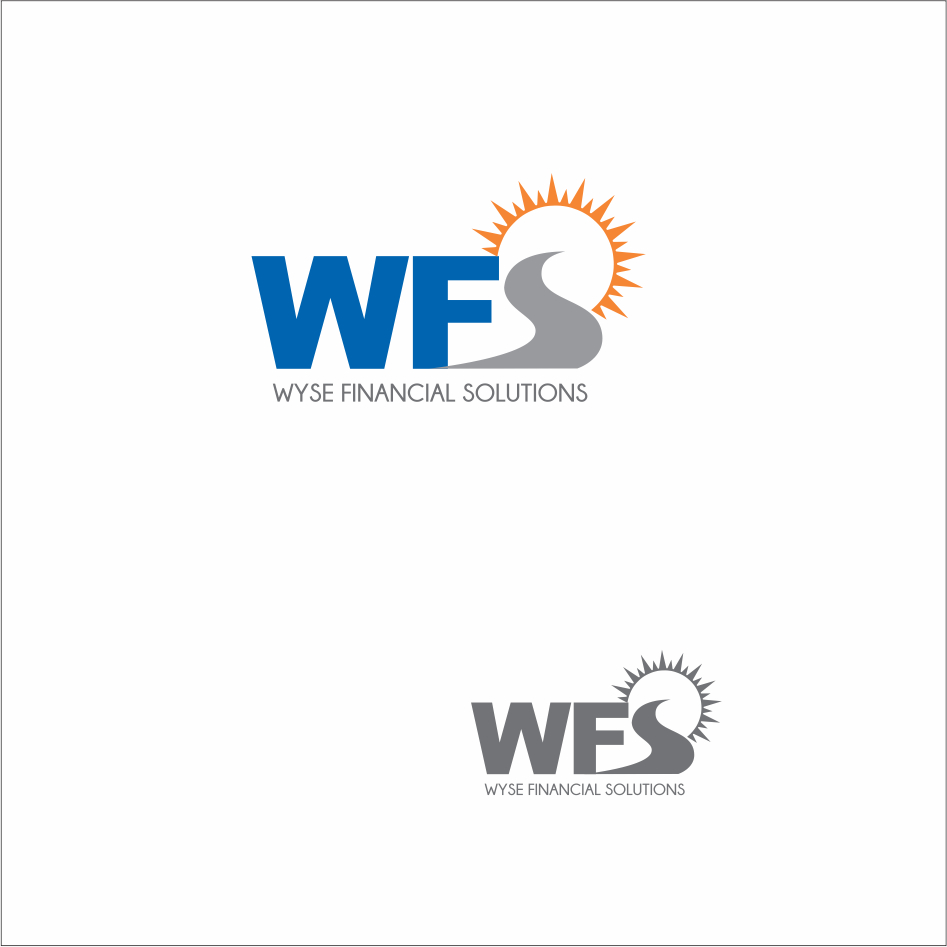 Logo Design by DENOK - Entry No. 15 in the Logo Design Contest Fun Logo Design for Wyse Financial Solutions.