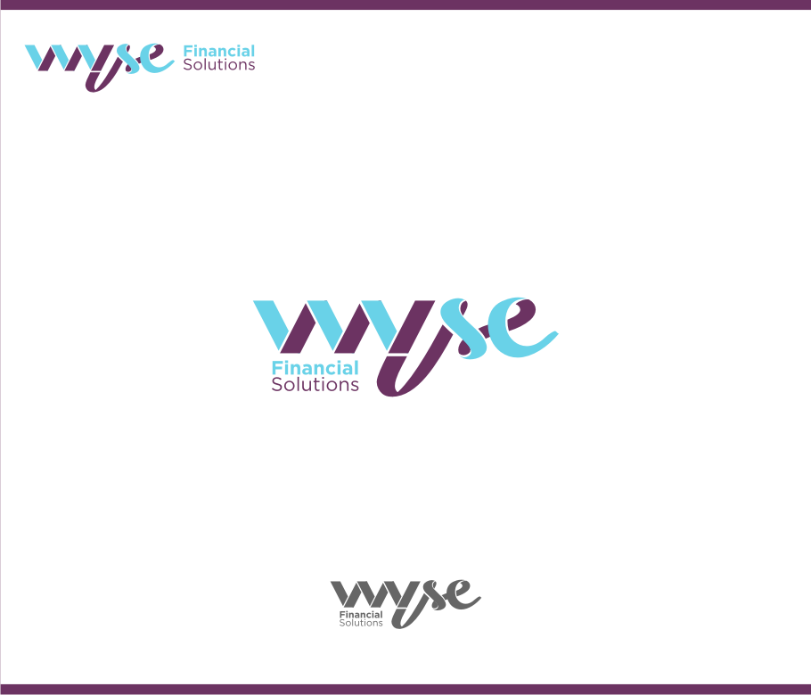 Logo Design by graphicleaf - Entry No. 16 in the Logo Design Contest Fun Logo Design for Wyse Financial Solutions.