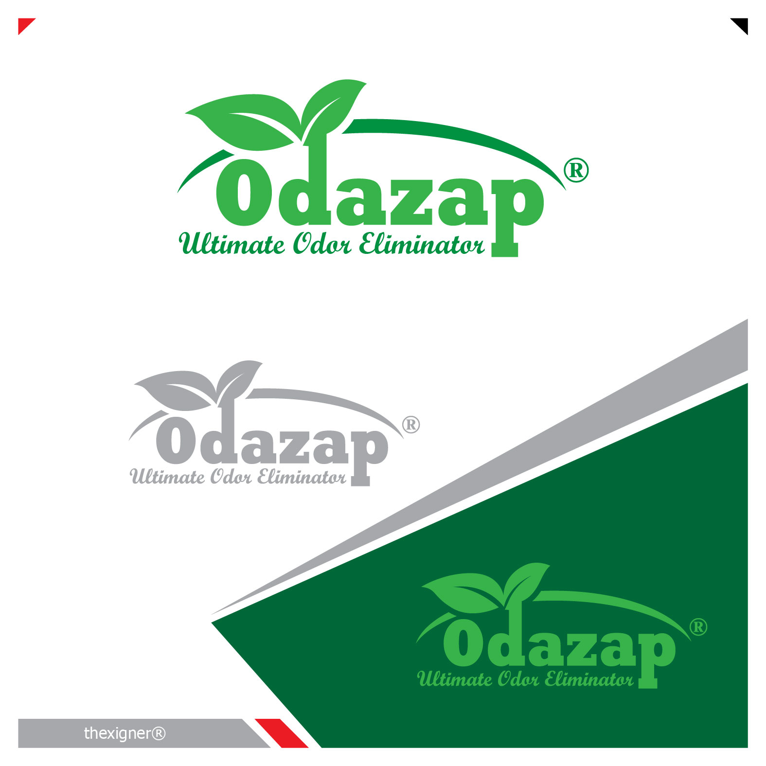 Logo Design by lagalag - Entry No. 62 in the Logo Design Contest New Logo Design for ODAZAP.