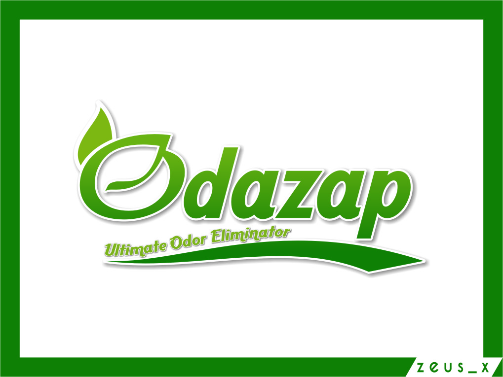 Logo Design by RoSyid Rono-Rene On Java - Entry No. 63 in the Logo Design Contest New Logo Design for ODAZAP.