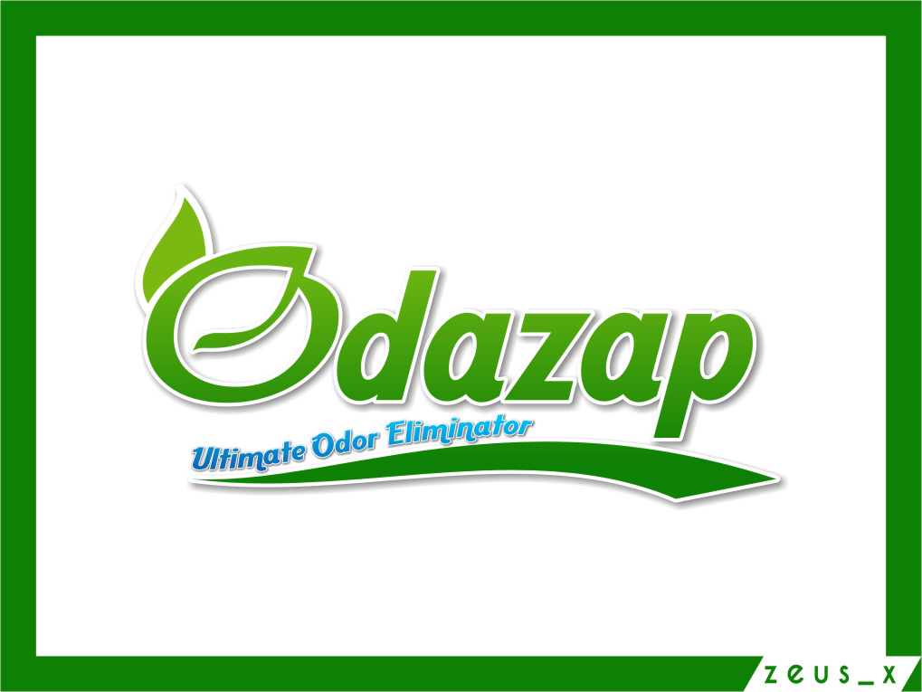 Logo Design by RasYa Muhammad Athaya - Entry No. 64 in the Logo Design Contest New Logo Design for ODAZAP.