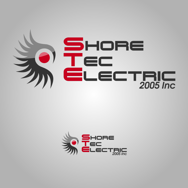 Logo Design by TimothyLeary - Entry No. 222 in the Logo Design Contest Shore Tec Electric 2005 Inc.