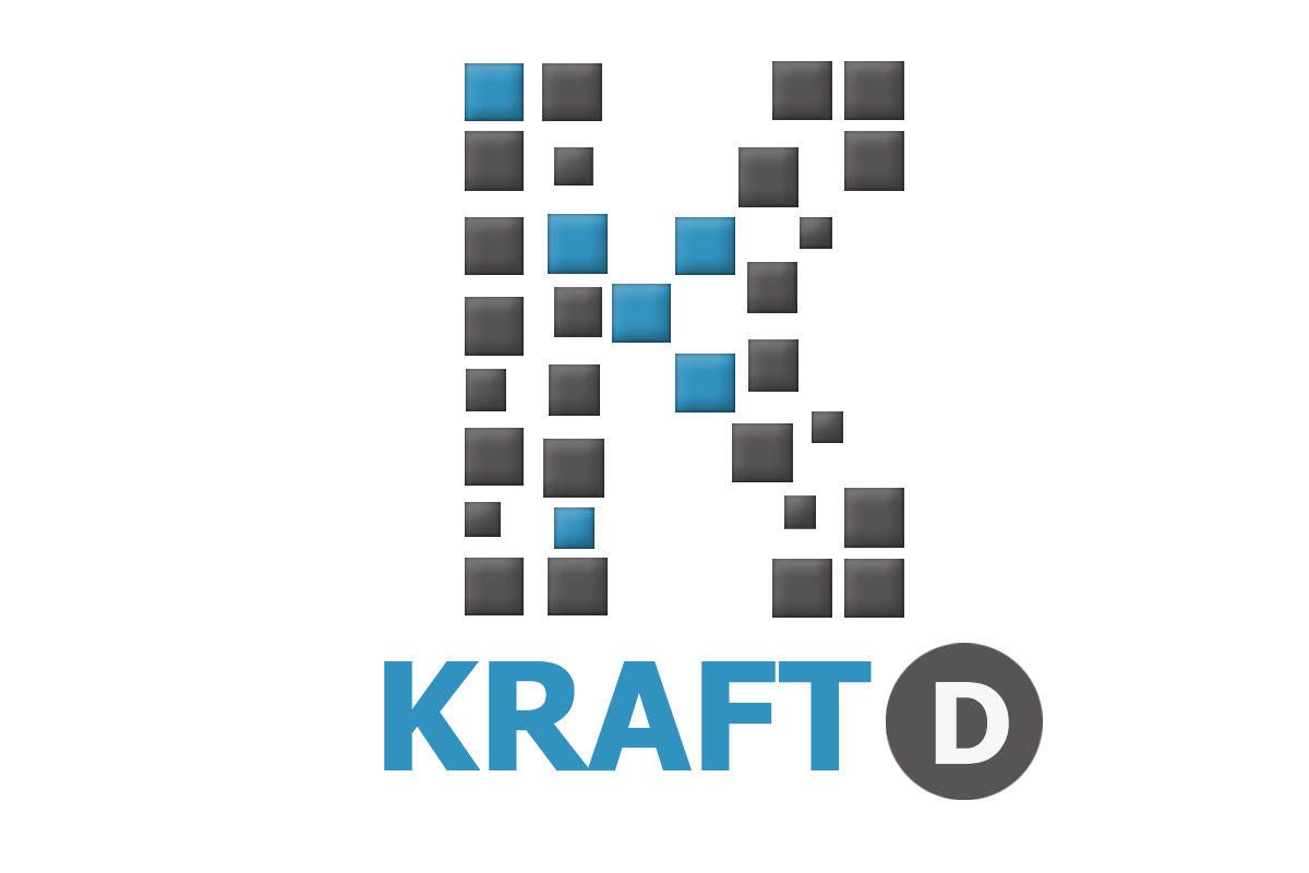 Logo Design by Srikant Budakoti - Entry No. 12 in the Logo Design Contest Unique Logo Design Wanted for Kraft D Inc.