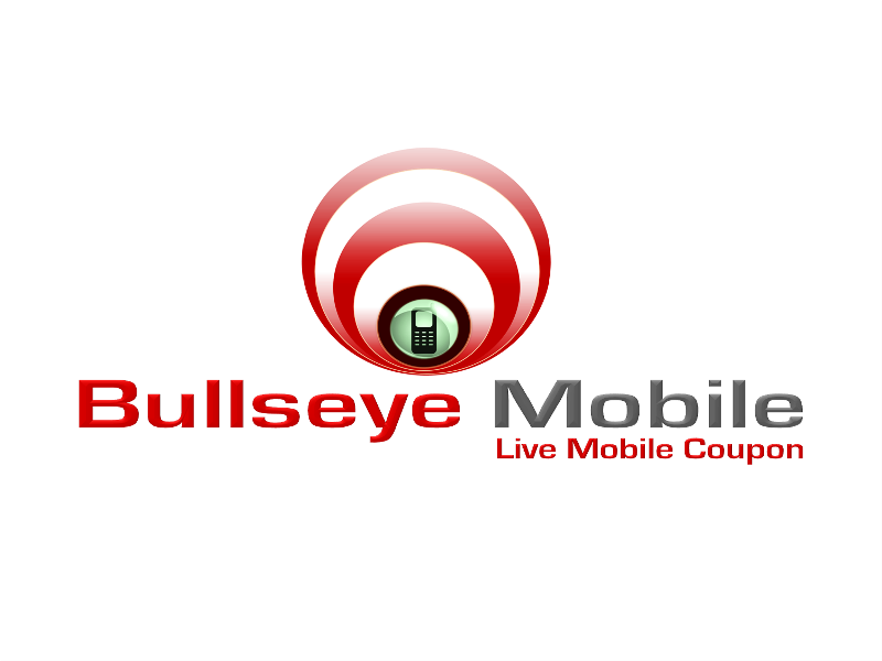 Logo Design by openartposter - Entry No. 151 in the Logo Design Contest Bullseye Mobile.