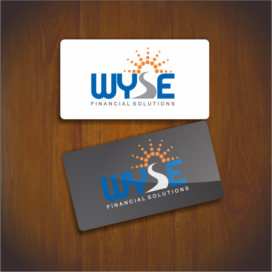 Logo Design by DENOK - Entry No. 18 in the Logo Design Contest Fun Logo Design for Wyse Financial Solutions.