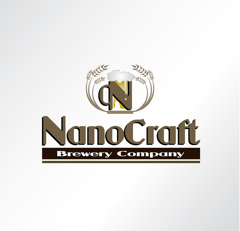 Logo Design by kowreck - Entry No. 30 in the Logo Design Contest Unique Logo Design Wanted for NanoCraft Brewing Company.