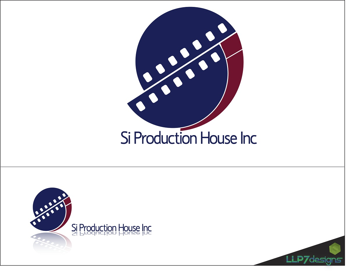 Logo Design by LLP7 - Entry No. 7 in the Logo Design Contest Si Production House Inc Logo Design.