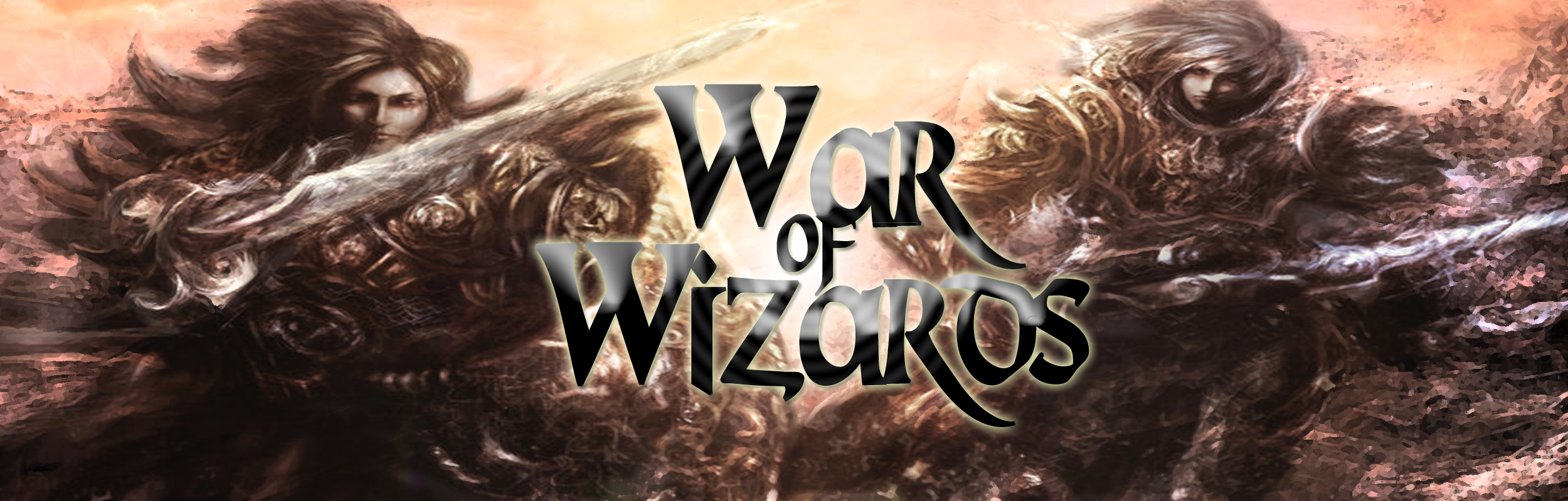 Banner Ad Design by Lara Puno - Entry No. 34 in the Banner Ad Design Contest Banner Ad Design - War of Wizards (fantasy game).
