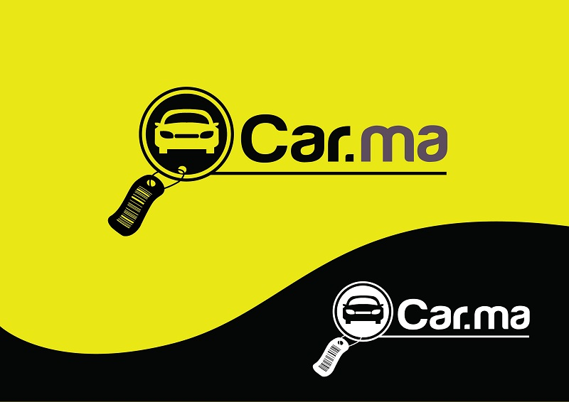 Logo Design by kowreck - Entry No. 51 in the Logo Design Contest New Logo Design for car.ma.