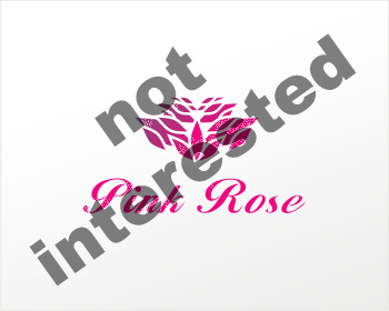 Logo Design by dolphinpress - Entry No. 9 in the Logo Design Contest Pink Rose Home Support Services.