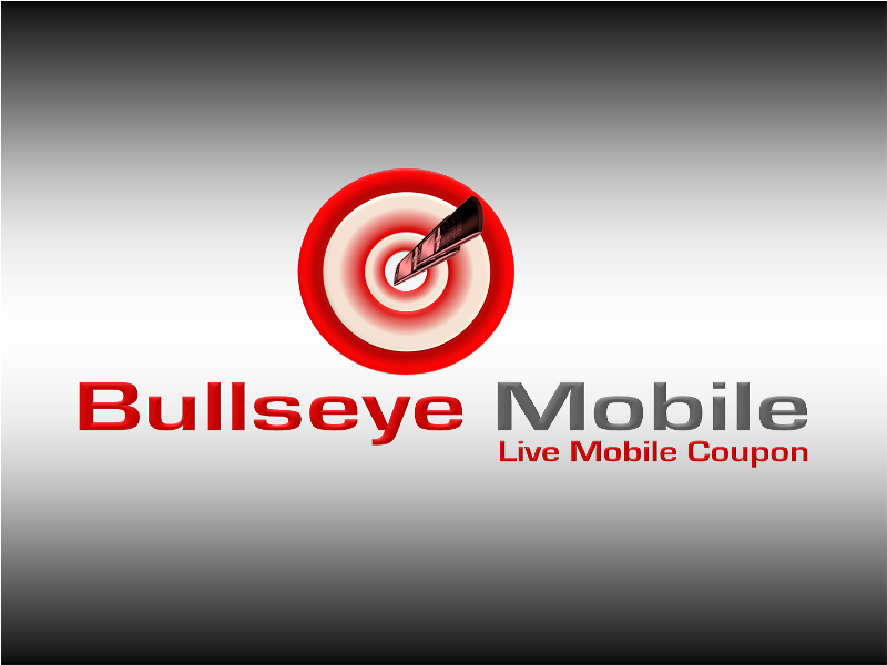 Logo Design by openartposter - Entry No. 156 in the Logo Design Contest Bullseye Mobile.