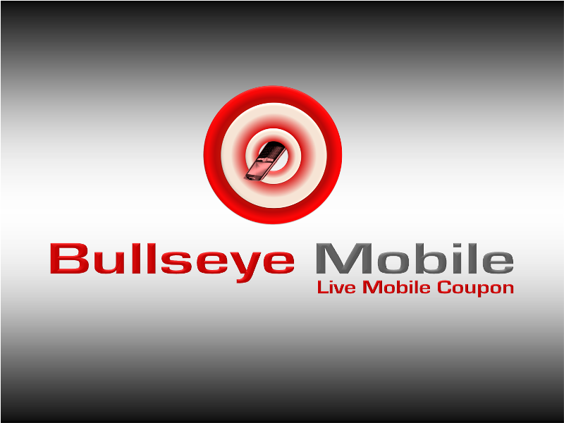 Logo Design by openartposter - Entry No. 158 in the Logo Design Contest Bullseye Mobile.