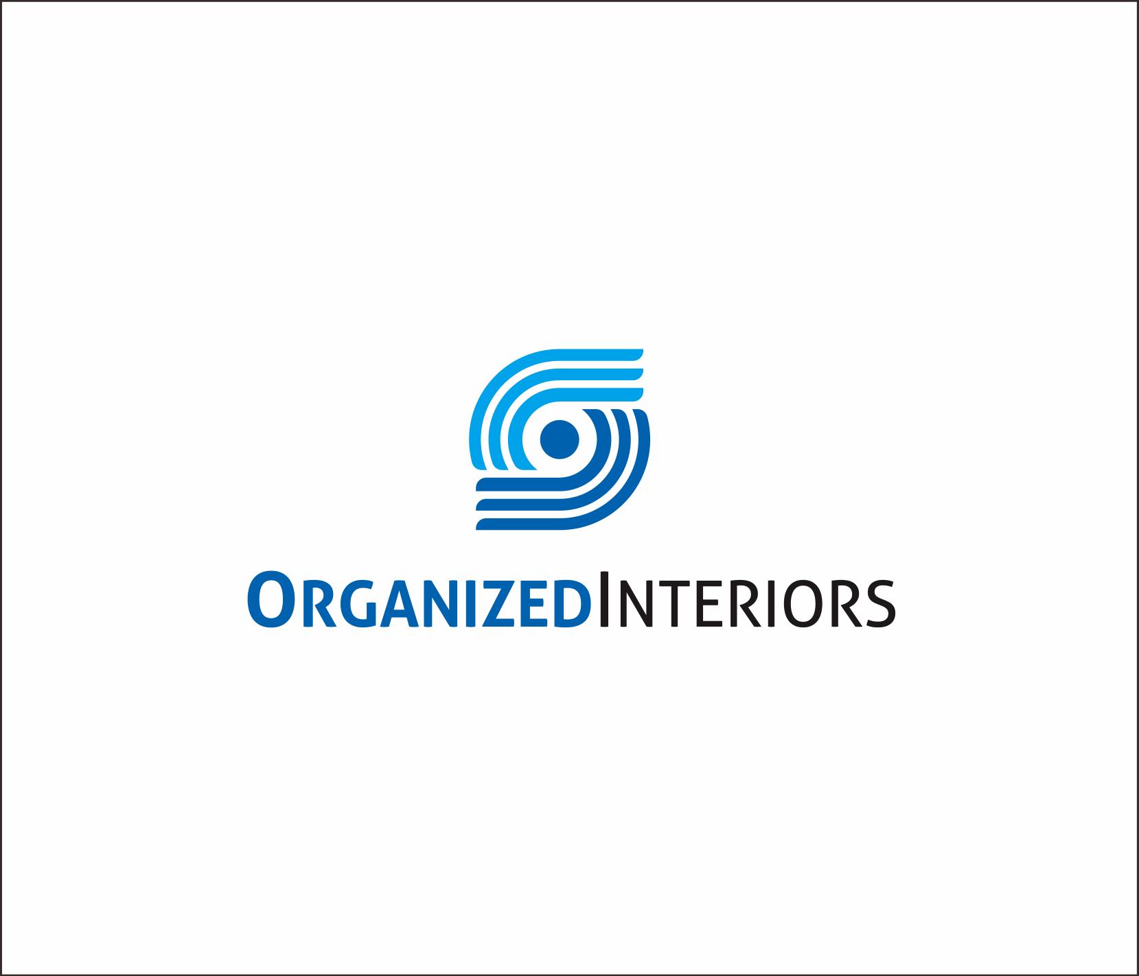 Logo Design by Armada Jamaluddin - Entry No. 122 in the Logo Design Contest Imaginative Logo Design for Organized Interiors.