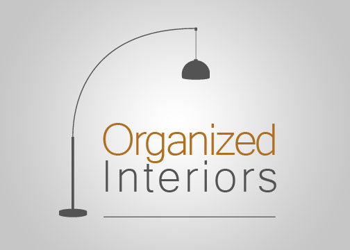 Logo Design by Private User - Entry No. 123 in the Logo Design Contest Imaginative Logo Design for Organized Interiors.