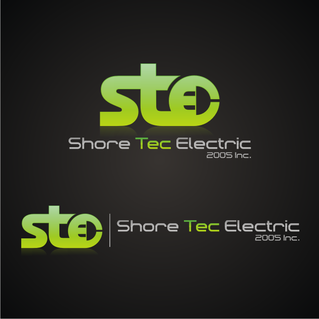 Logo Design by key - Entry No. 227 in the Logo Design Contest Shore Tec Electric 2005 Inc.