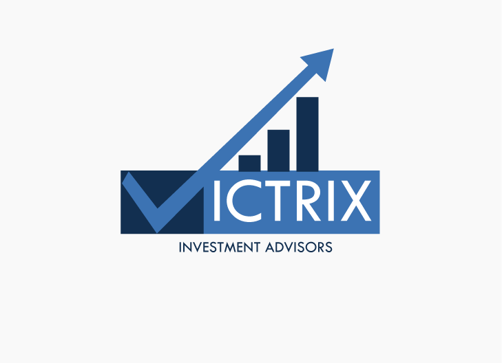 Logo Design by Private User - Entry No. 175 in the Logo Design Contest Inspiring Logo Design for Victrix Investment Advisors.