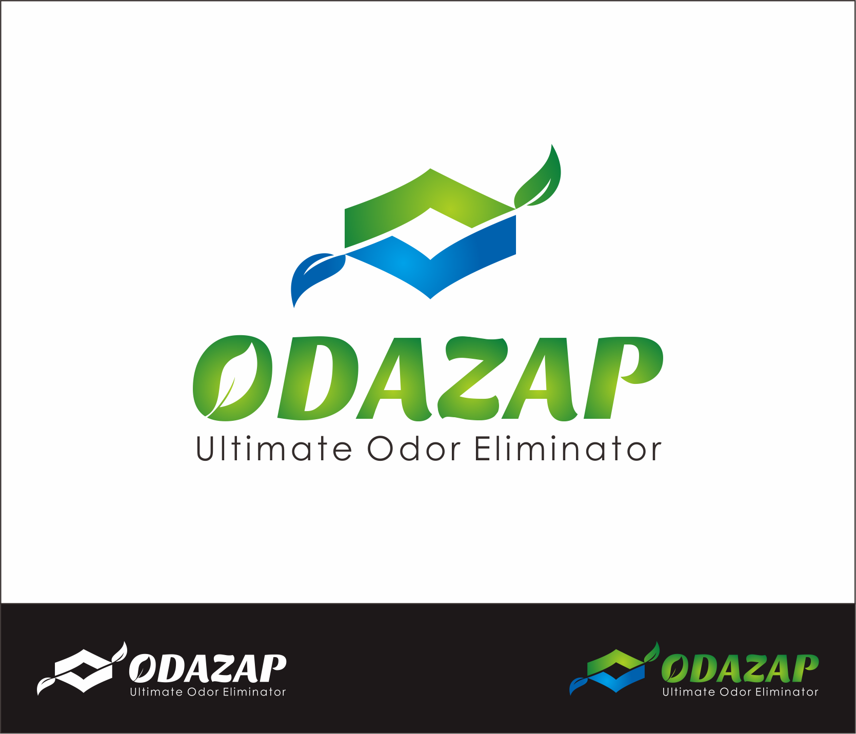 Logo Design by Armada Jamaluddin - Entry No. 71 in the Logo Design Contest New Logo Design for ODAZAP.