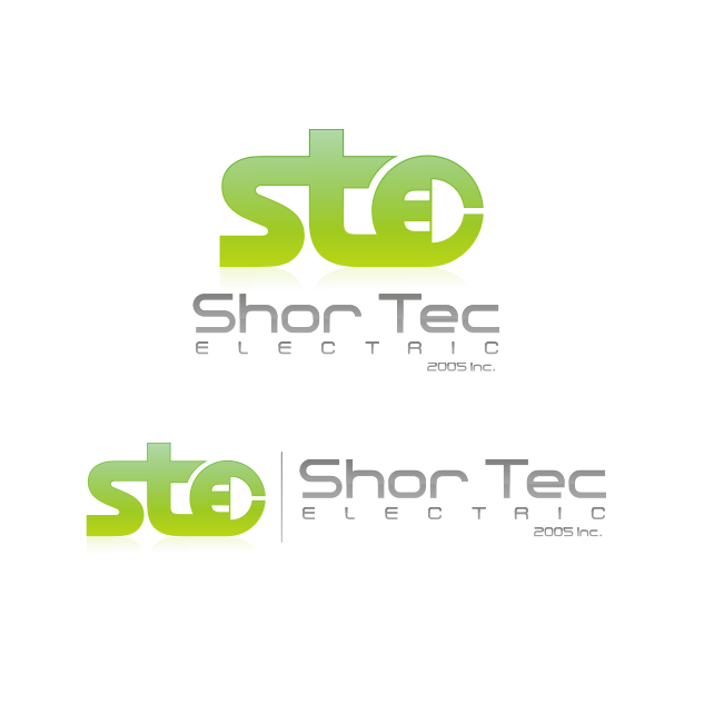 Logo Design by key - Entry No. 229 in the Logo Design Contest Shore Tec Electric 2005 Inc.