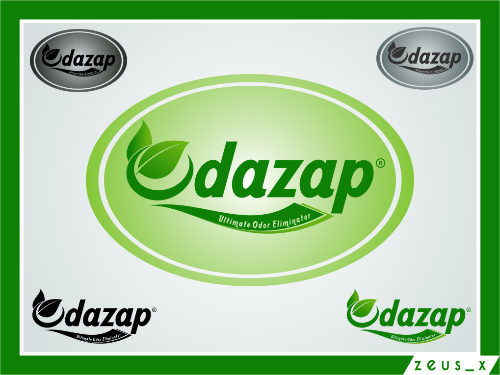 Logo Design by RasYa Muhammad Athaya - Entry No. 72 in the Logo Design Contest New Logo Design for ODAZAP.