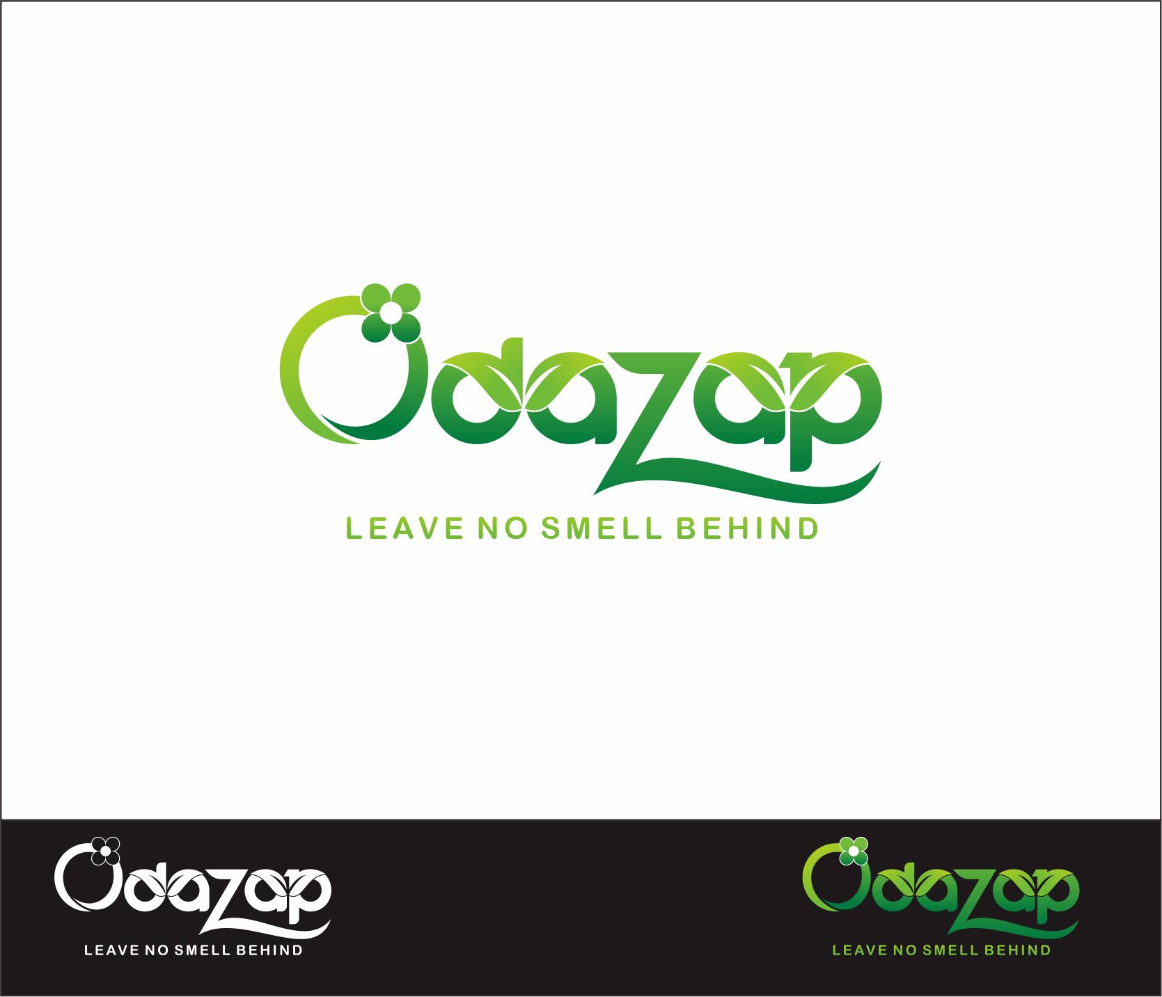 Logo Design by Armada Jamaluddin - Entry No. 73 in the Logo Design Contest New Logo Design for ODAZAP.