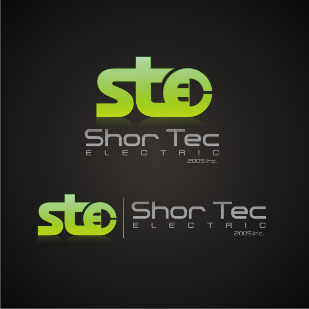 Logo Design by key - Entry No. 230 in the Logo Design Contest Shore Tec Electric 2005 Inc.