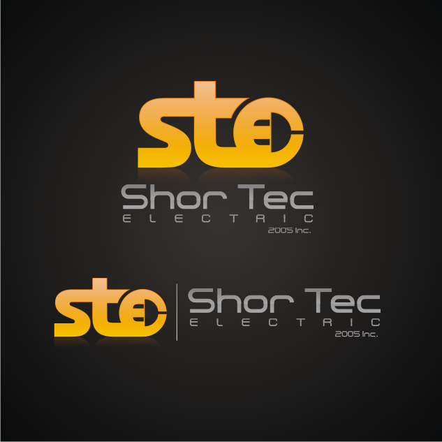 Logo Design by key - Entry No. 231 in the Logo Design Contest Shore Tec Electric 2005 Inc.