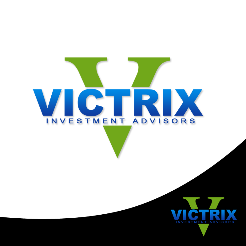 Logo Design by Private User - Entry No. 188 in the Logo Design Contest Inspiring Logo Design for Victrix Investment Advisors.
