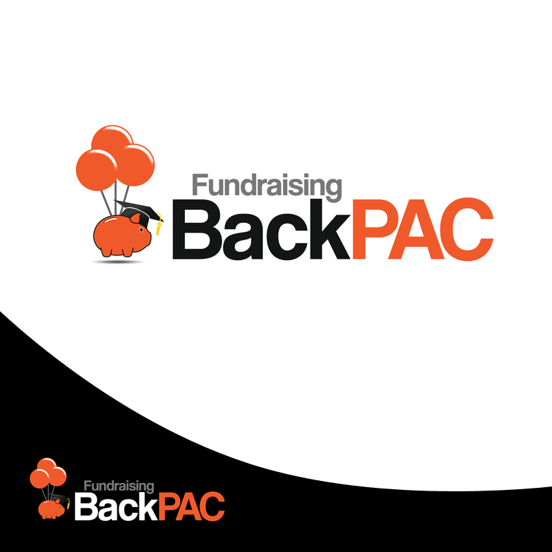 Logo Design by Private User - Entry No. 28 in the Logo Design Contest Imaginative Logo Design for BackPAC Fundraising.