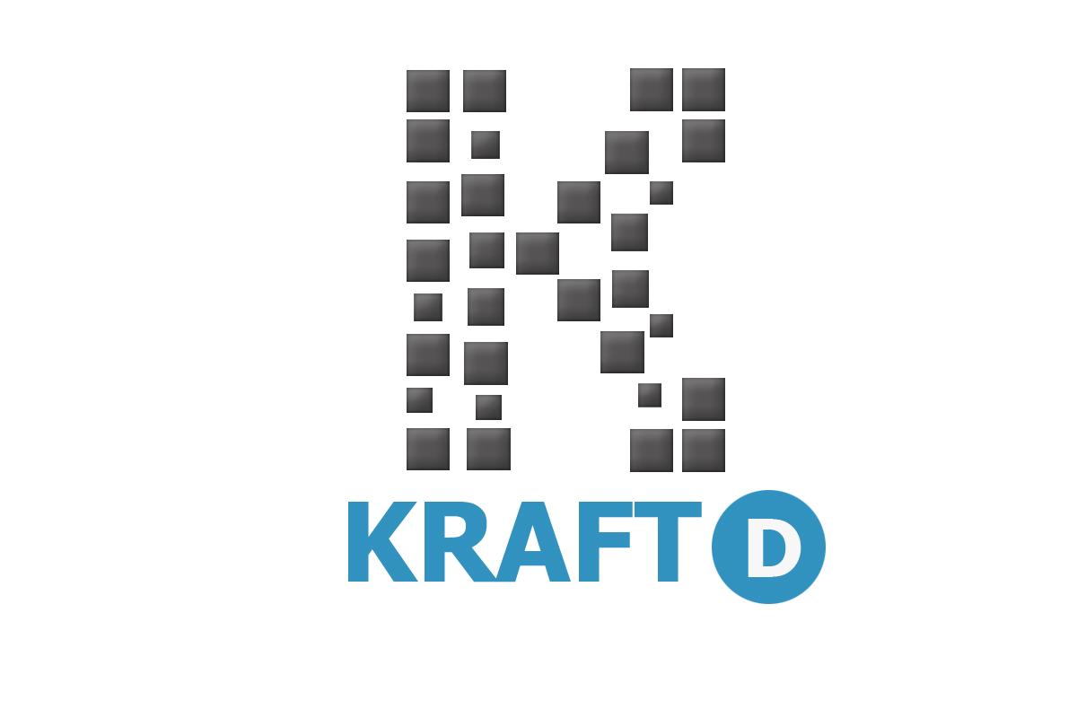 Logo Design by Srikant Budakoti - Entry No. 51 in the Logo Design Contest Unique Logo Design Wanted for Kraft D Inc.