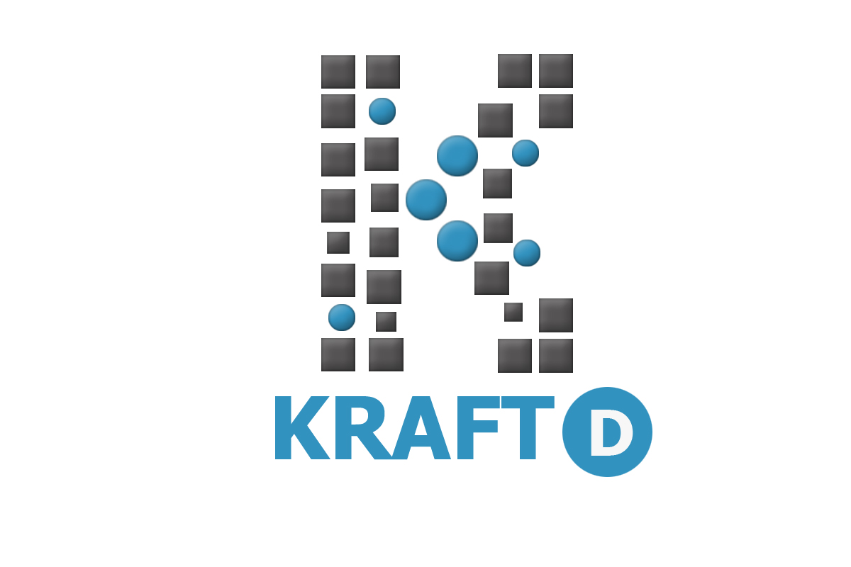 Logo Design by Srikant Budakoti - Entry No. 53 in the Logo Design Contest Unique Logo Design Wanted for Kraft D Inc.