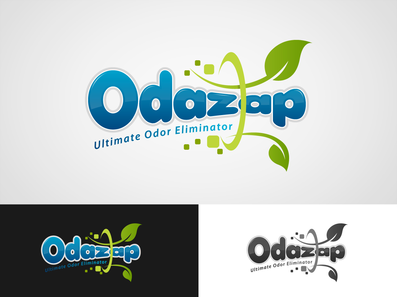 Logo Design by jpbituin - Entry No. 76 in the Logo Design Contest New Logo Design for ODAZAP.