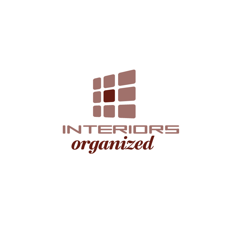 Logo Design by FIELDART - Entry No. 132 in the Logo Design Contest Imaginative Logo Design for Organized Interiors.